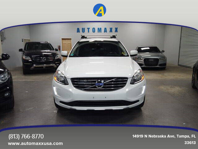 2015 Volvo XC60 for sale at Automaxx in Tampa FL