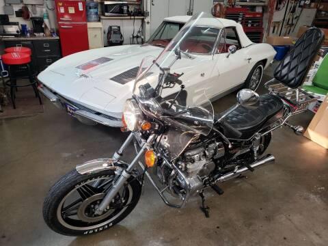1980 Honda CB 650 CUSTOM for sale at Advantage Auto Sales & Imports Inc in Loves Park IL