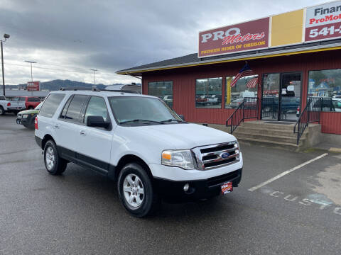 2011 Ford Expedition for sale at Pro Motors in Roseburg OR