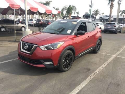 2020 Nissan Kicks for sale at Nissan of Bakersfield in Bakersfield CA