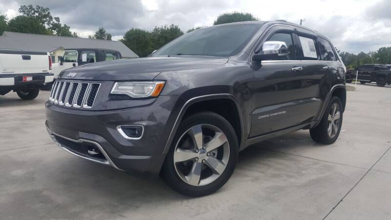 2015 Jeep Grand Cherokee for sale at Crossroads Auto Sales LLC in Rossville GA