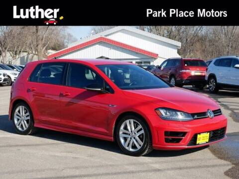 2017 Volkswagen Golf R for sale at Park Place Motor Cars in Rochester MN
