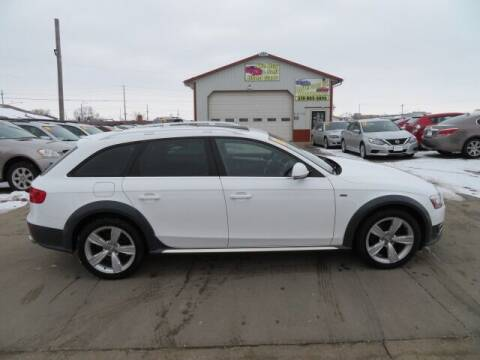 2013 Audi Allroad for sale at Jefferson St Motors in Waterloo IA