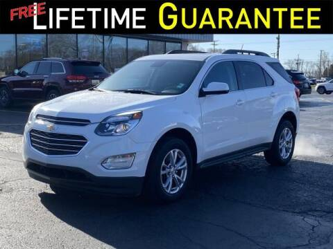 2016 Chevrolet Equinox for sale at Vicksburg Chrysler Dodge Jeep Ram in Vicksburg MI