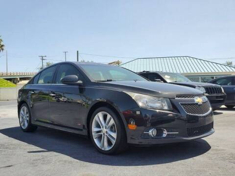2014 Chevrolet Cruze for sale at Select Autos Inc in Fort Pierce FL