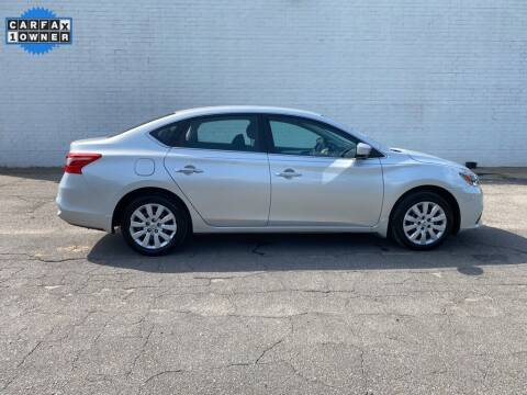 2018 Nissan Sentra for sale at Smart Chevrolet in Madison NC