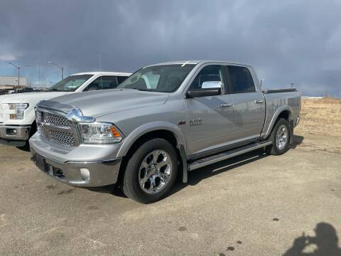 2013 RAM Ram Pickup 1500 for sale at Truck Buyers in Magrath AB