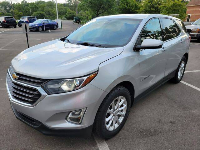 2018 Chevrolet Equinox for sale at North Oakland Motors in Waterford MI