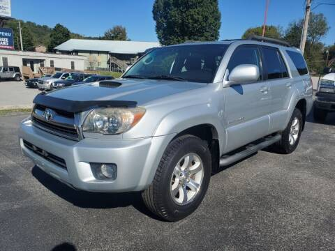 2007 Toyota 4Runner for sale at MCMANUS AUTO SALES in Knoxville TN
