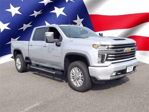 2021 Chevrolet Silverado 3500HD for sale at Gentilini Motors in Woodbine NJ