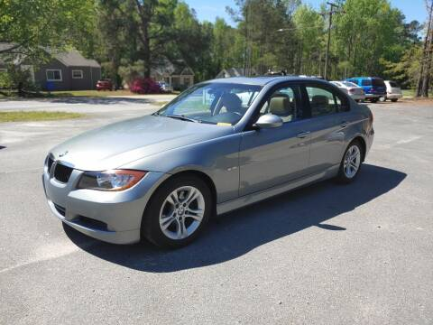 2008 BMW 3 Series for sale at Tri State Auto Brokers LLC in Fuquay Varina NC