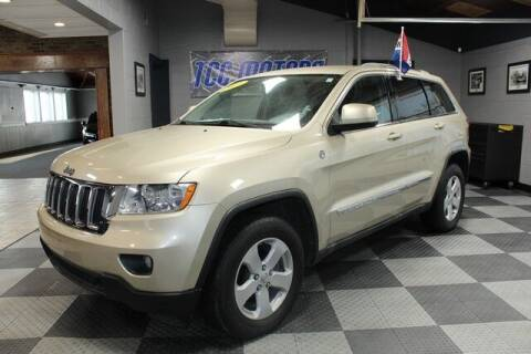 2011 Jeep Grand Cherokee for sale at TCC Motors in Farmington Hills MI