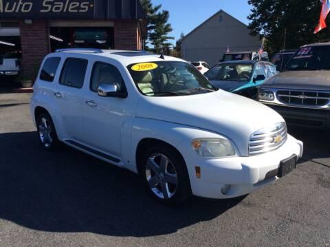 2008 Chevrolet HHR for sale at Lancaster Auto Detail & Auto Sales in Lancaster PA