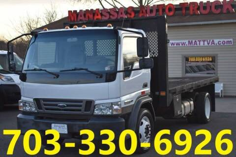 2006 Ford Low Cab Forward for sale at MANASSAS AUTO TRUCK in Manassas VA