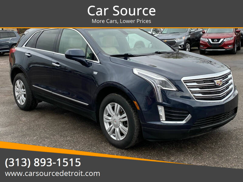2017 Cadillac XT5 for sale at Car Source in Detroit MI