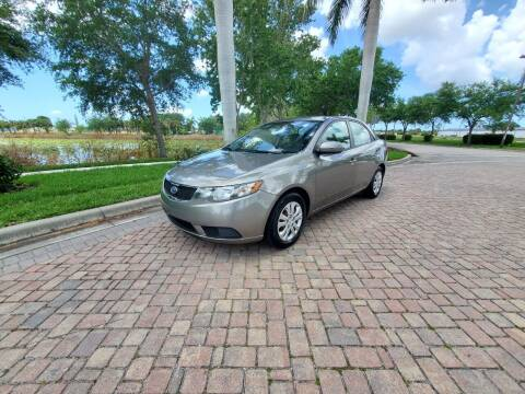 2012 Kia Forte for sale at World Champions Auto Inc in Cape Coral FL