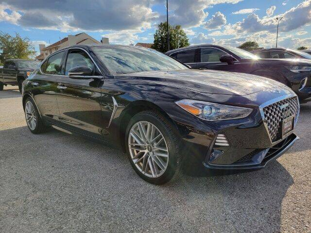 2020 Genesis G70 for sale at Rizza Buick GMC Cadillac in Tinley Park IL