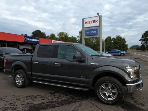 2016 Ford F-150 for sale at Kiefer Nissan Budget Lot in Albany OR