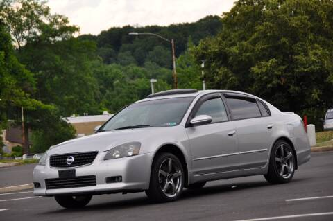 2006 Nissan Altima for sale at T CAR CARE INC in Philadelphia PA