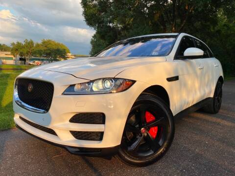 2017 Jaguar F-PACE for sale at Powerhouse Automotive in Tampa FL