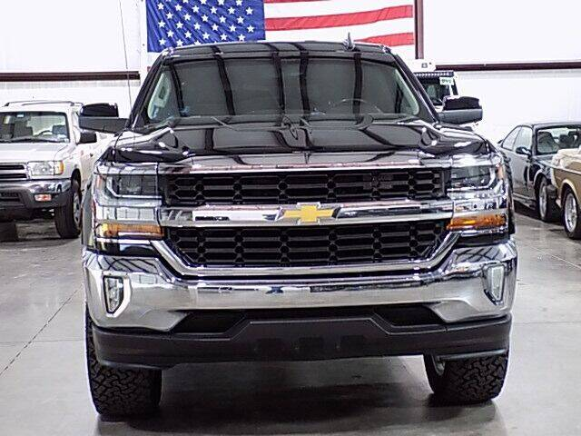2016 Chevrolet Silverado 1500 for sale at Texas Motor Sport in Houston TX
