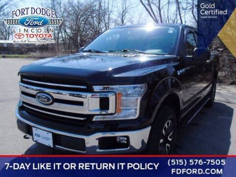 2018 Ford F-150 for sale at Fort Dodge Ford Lincoln Toyota in Fort Dodge IA