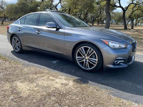 2015 Infiniti Q50 for sale at Austin Elite Motors in Austin TX