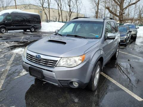 2010 Subaru Forester for sale at AW Auto & Truck Wholesalers  Inc. in Hasbrouck Heights NJ