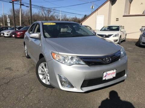 2013 Toyota Camry for sale at PAYLESS CAR SALES of South Amboy in South Amboy NJ