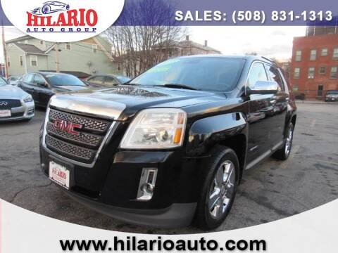 2015 GMC Terrain for sale at Hilario's Auto Sales in Worcester MA