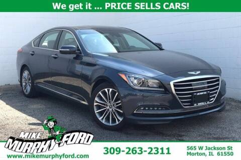 2017 Genesis G80 for sale at Mike Murphy Ford in Morton IL