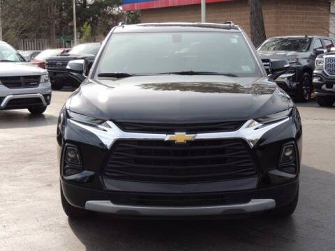 2020 Chevrolet Blazer for sale at Auto Finance of Raleigh in Raleigh NC
