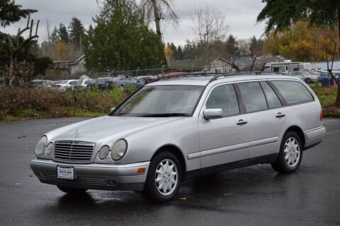1998 Mercedes-Benz E-Class for sale at Skyline Motors Auto Sales in Tacoma WA