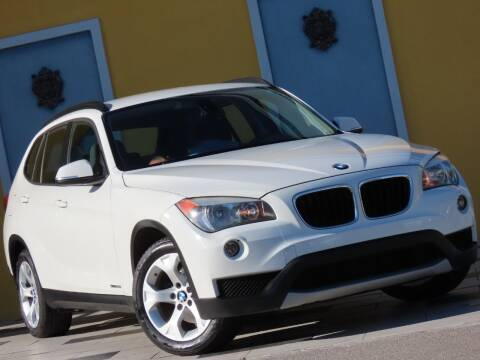 2014 BMW X1 for sale at Paradise Motor Sports LLC in Lexington KY