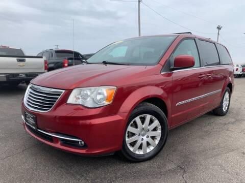 2014 Chrysler Town and Country for sale at Superior Auto Mall of Chenoa in Chenoa IL