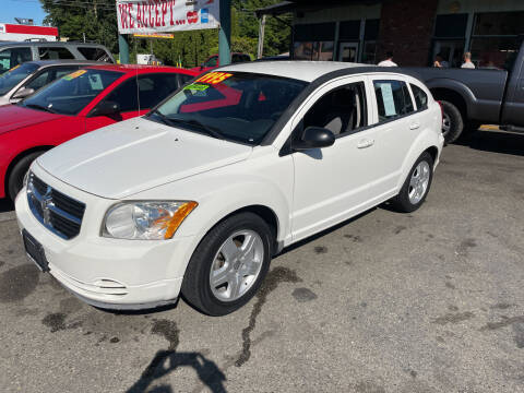 2009 Dodge Caliber for sale at Low Auto Sales in Sedro Woolley WA