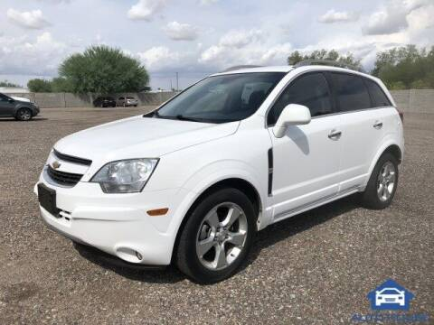 2014 Chevrolet Captiva Sport for sale at Autos by Jeff in Peoria AZ