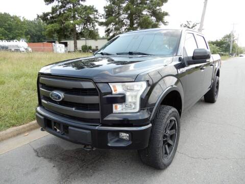 2015 Ford F-150 for sale at United Traders Inc. in North Little Rock AR