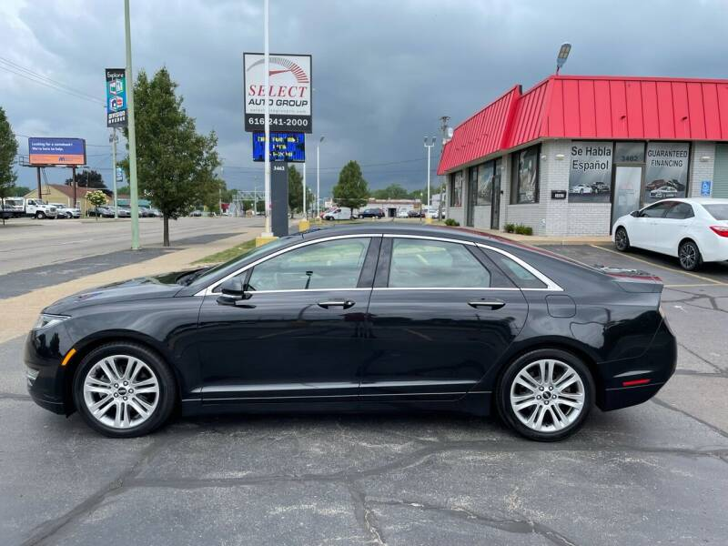 2014 Lincoln MKZ for sale at Select Auto Group in Wyoming MI