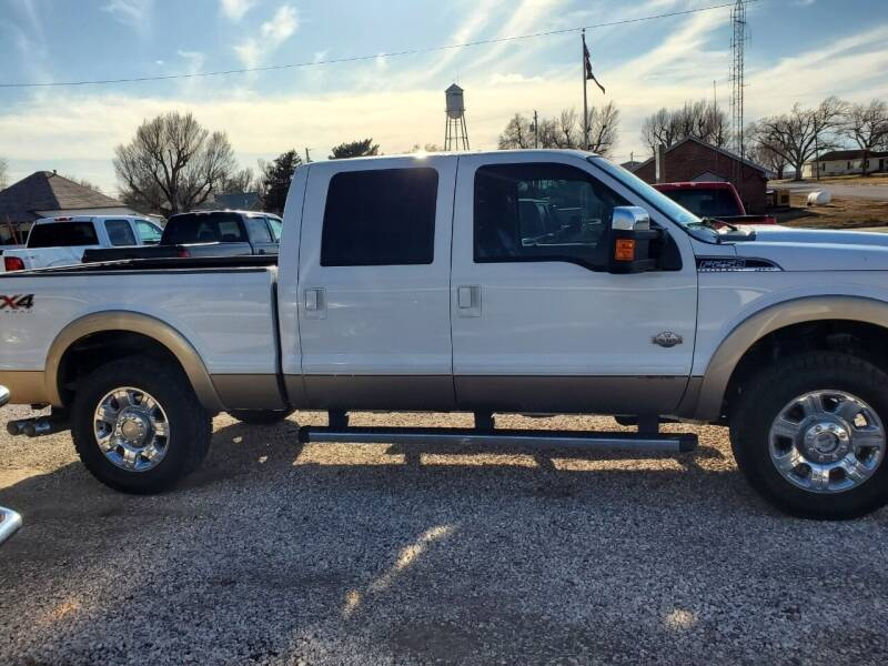 2014 Ford F-250 Super Duty for sale at TNT Auto in Coldwater KS