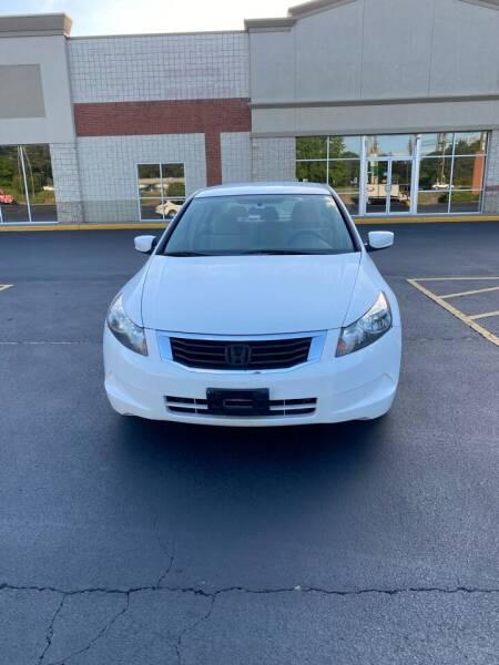 2008 Honda Accord for sale at Dalia Motors LLC in Winder GA
