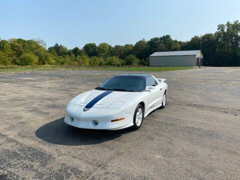 1994 Pontiac Firebird for sale at Caruzin Motors in Flint MI