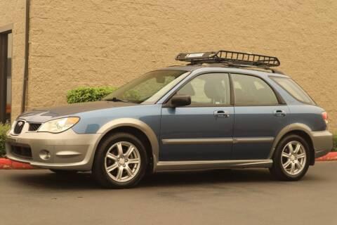 2007 Subaru Impreza for sale at Overland Automotive in Hillsboro OR