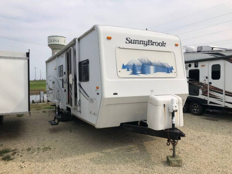 2004 Sunny Brook 29 RBS for sale at Kill RV Service LLC in Celina OH