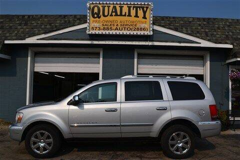 2009 Chrysler Aspen for sale at Quality Pre-Owned Automotive in Cuba MO