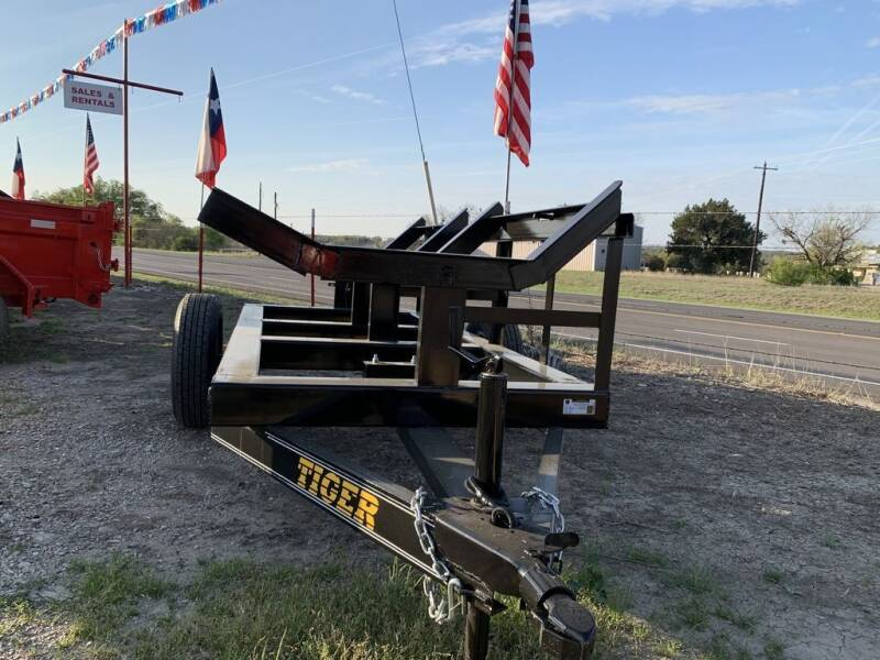 2021 TIGER  - HAY BUGGY 2 BALE - DOG for sale at LJD Sales in Lampasas TX