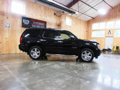 2011 Chevrolet Tahoe for sale at Boone NC Jeeps-High Country Auto Sales in Boone NC