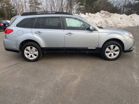 2012 Subaru Outback for sale at KRG Motorsport in Goffstown NH