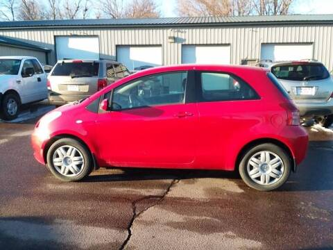 2007 Toyota Yaris for sale at QS Auto Sales in Sioux Falls SD