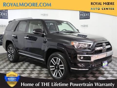 2021 Toyota 4Runner for sale at Royal Moore Custom Finance in Hillsboro OR